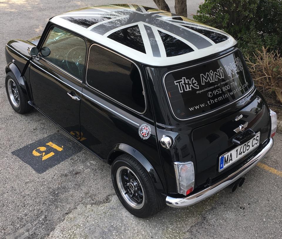 Bienvenidos a the mini world - Mini clasico para restaurar ...